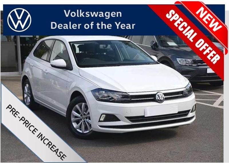 2020 Volkswagen Polo 1.0 TSI Comfortline Gauteng Johannesburg_0
