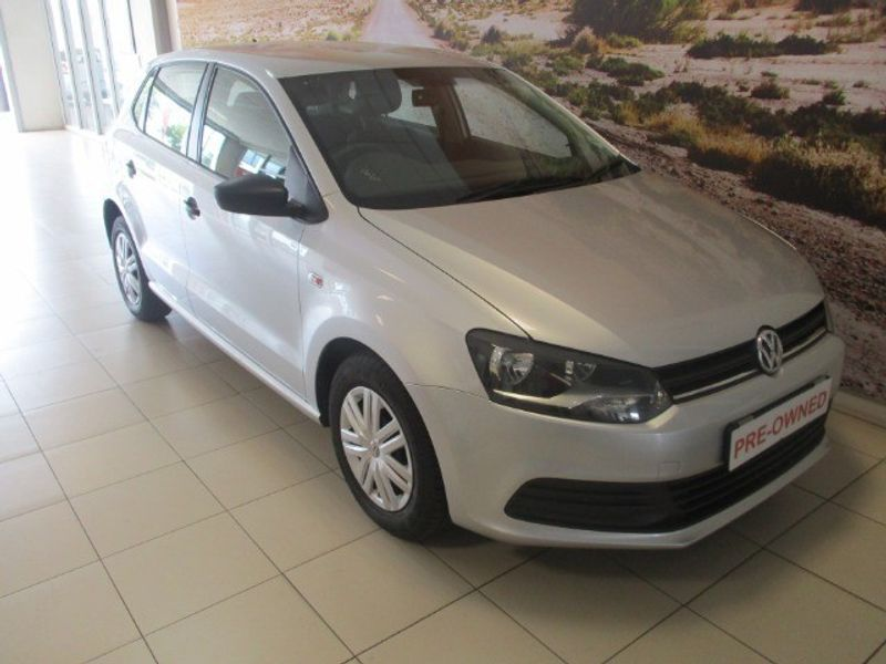 2019 Volkswagen Polo Vivo 1.4 Trendline 5-Door Gauteng Magalieskruin_0