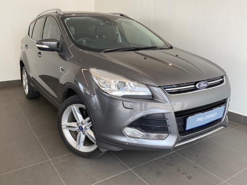 2014 Ford Kuga 2.0 TDCI Titanium AWD Powershift Gauteng Johannesburg_0