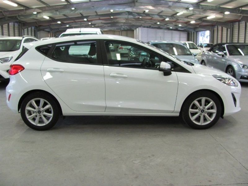 2018 Ford Fiesta 1.0 Ecoboost Trend 5-Door Western Cape Blackheath_0