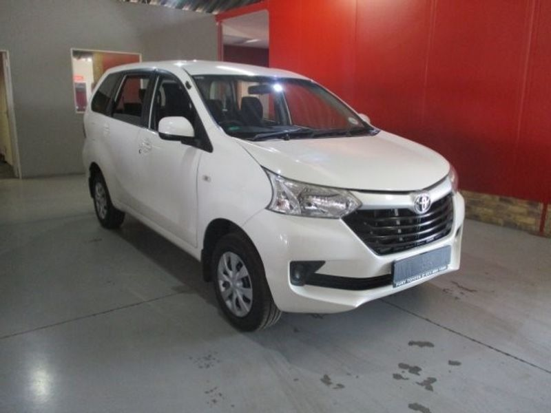 2016 Toyota Avanza 1.5 SX Gauteng Benoni_0