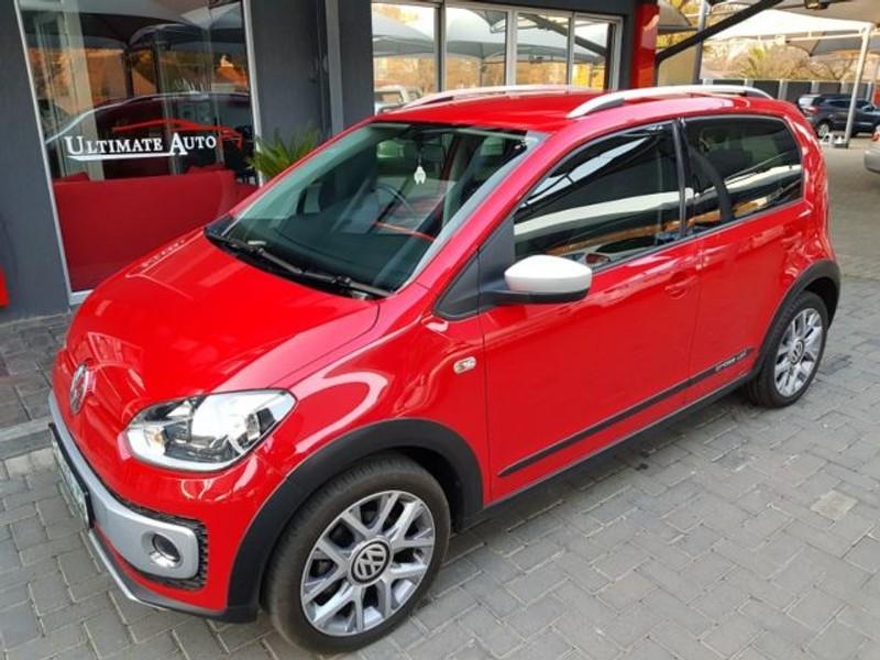 2016 Volkswagen Up Cross UP 1.0 5-Door Gauteng Vanderbijlpark_0