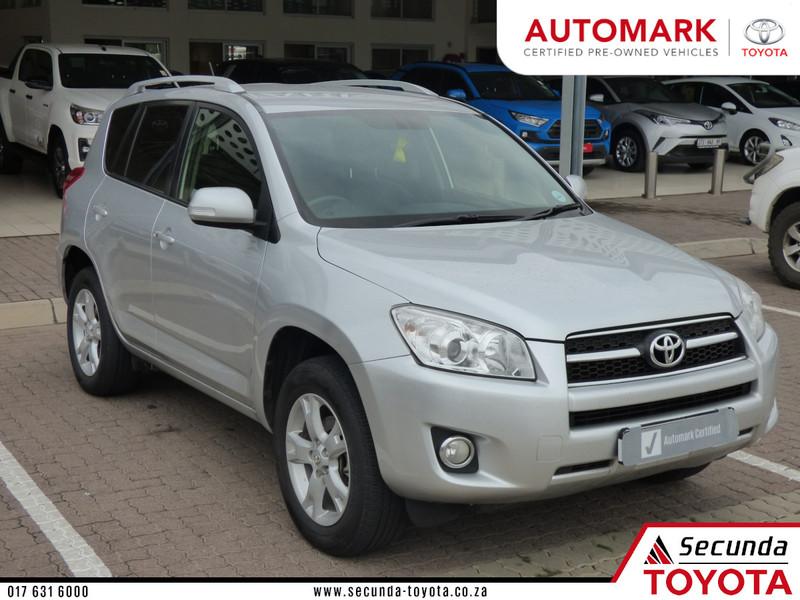 2012 Toyota Rav 4 Rav4 2.0 Vx  Mpumalanga Secunda_0