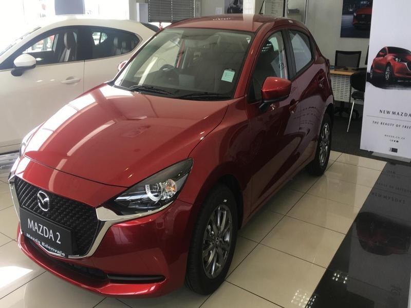 2020 Mazda 2 1.5 Dynamic Auto 5-Door Gauteng Johannesburg_0