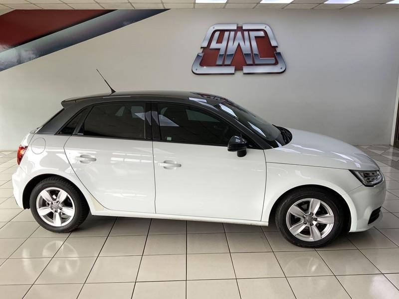 2016 Audi A1 Sportback 1.0t FSi S S-tronic Mpumalanga Middelburg_0