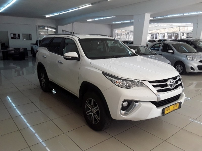 2017 Toyota Fortuner 2.4GD-6 RB Auto Free State Bloemfontein_0