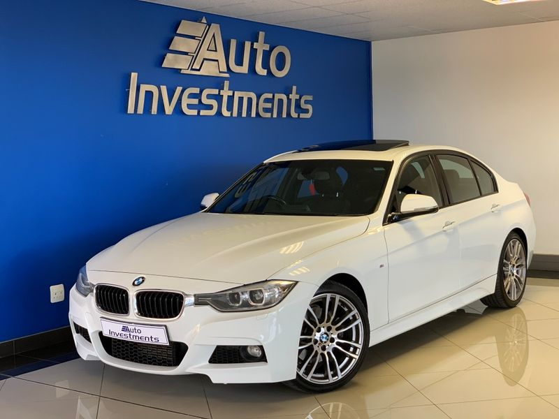 2014 BMW 3 Series 330d At f30  Gauteng Vanderbijlpark_0