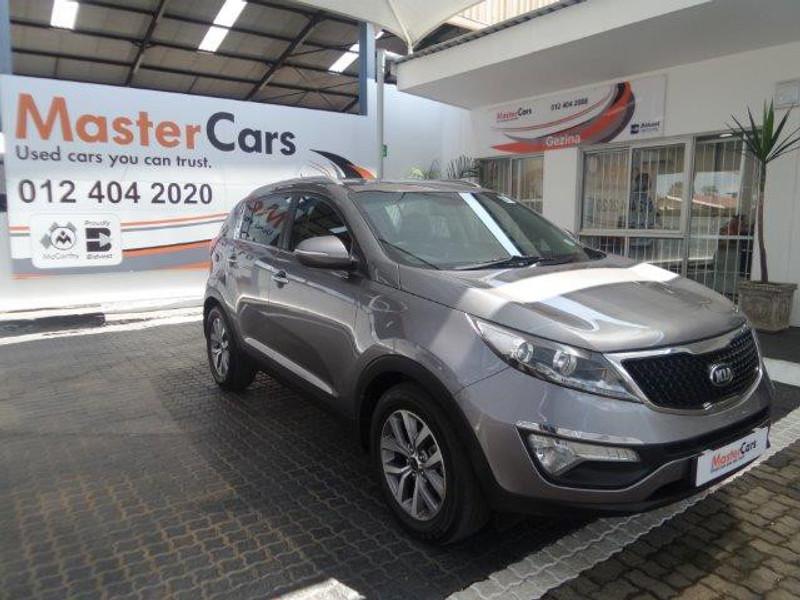 2016 Kia Sportage 2.0 Auto Gauteng Pretoria_0