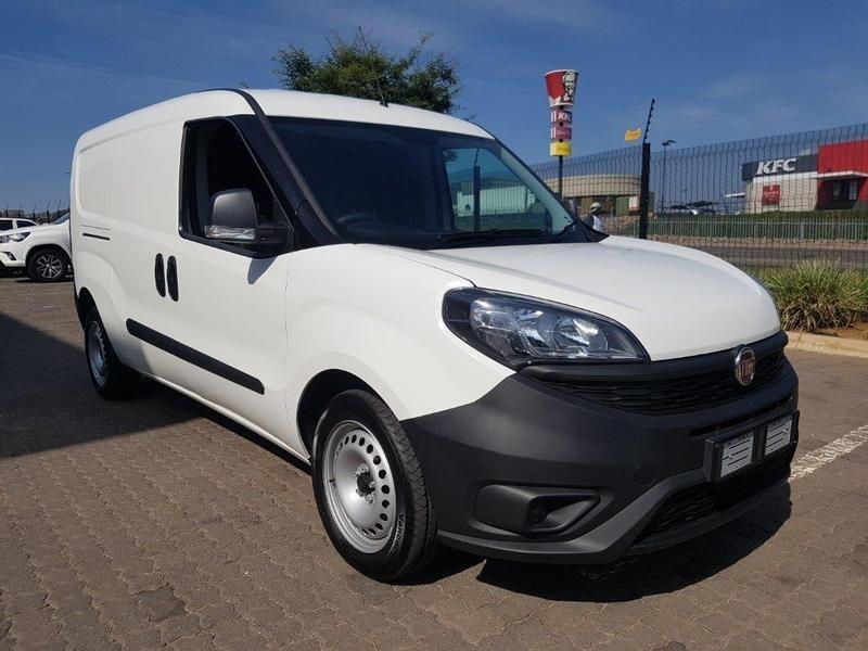 2020 Fiat Doblo Cargo Maxi 1.6 Mjt Fc Pv  Gauteng Midrand_0