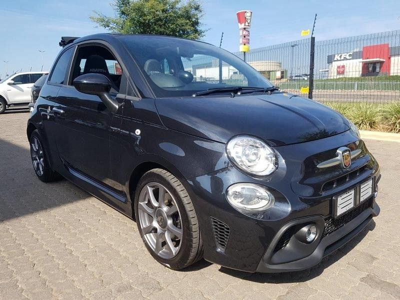 2020 Abarth 500 595 1.4T Cabriolet Gauteng Midrand_0