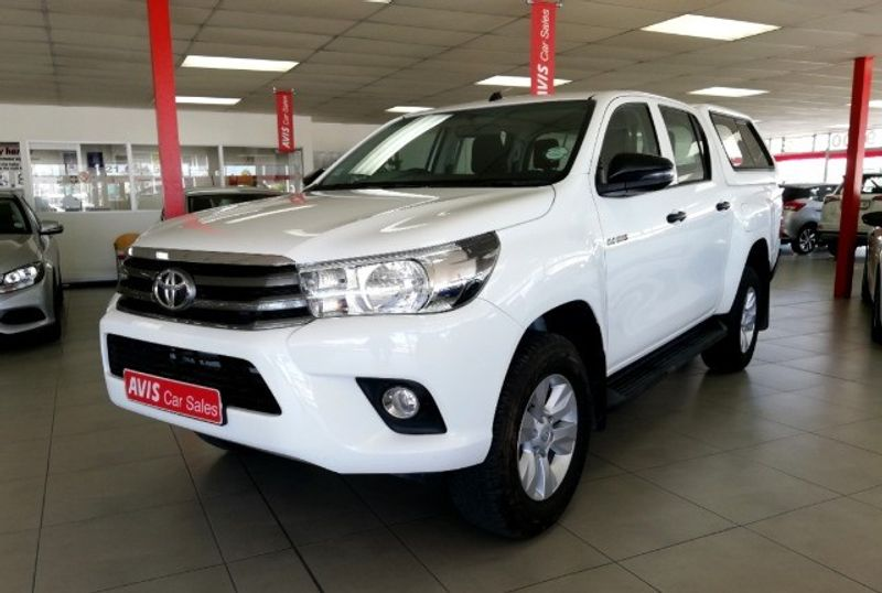 2019 Toyota Hilux 2.4 GD-6 SRX 4X4 Auto Double Cab Bakkie Western Cape Strand_0