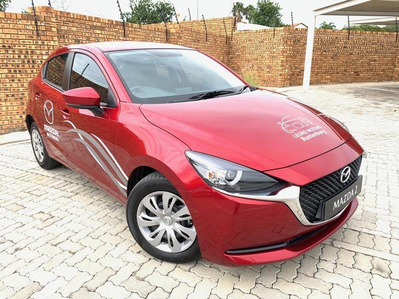 2020 Mazda 2 1.5 Active 5-Door North West Province Rustenburg_0