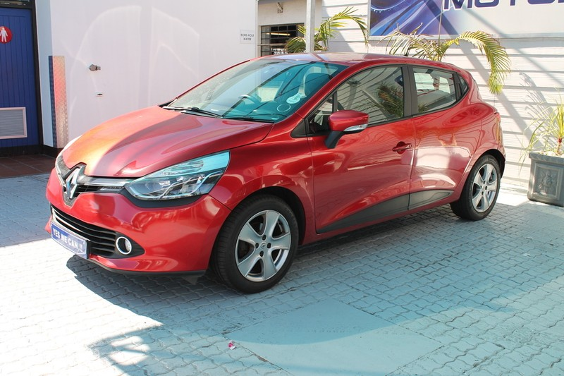 2016 Renault Clio IV 900 T expression 5-Door 66KW Western Cape Cape Town_0