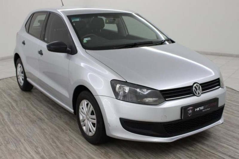 2014 Volkswagen Polo 1.2 TSI Trendline 66KW Gauteng Boksburg_0