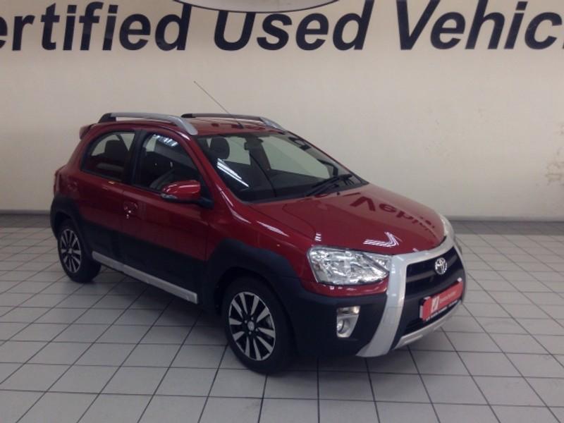 2020 Toyota Etios Cross 1.5 Xs 5Dr Limpopo Tzaneen_0