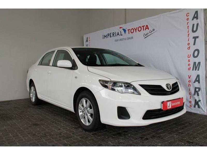 2015 Toyota Corolla Quest 1.6 Plus Western Cape Brackenfell_0