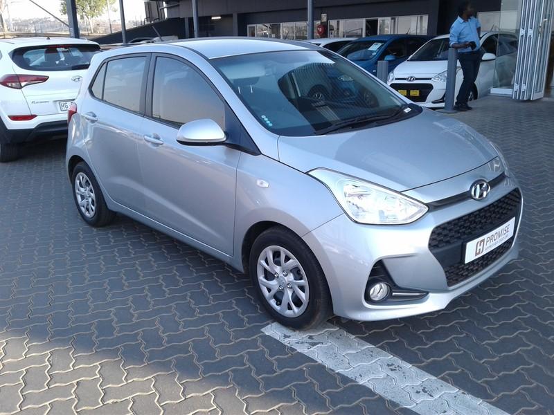 2020 Hyundai Grand i10 1.0 Motion Gauteng Roodepoort_0