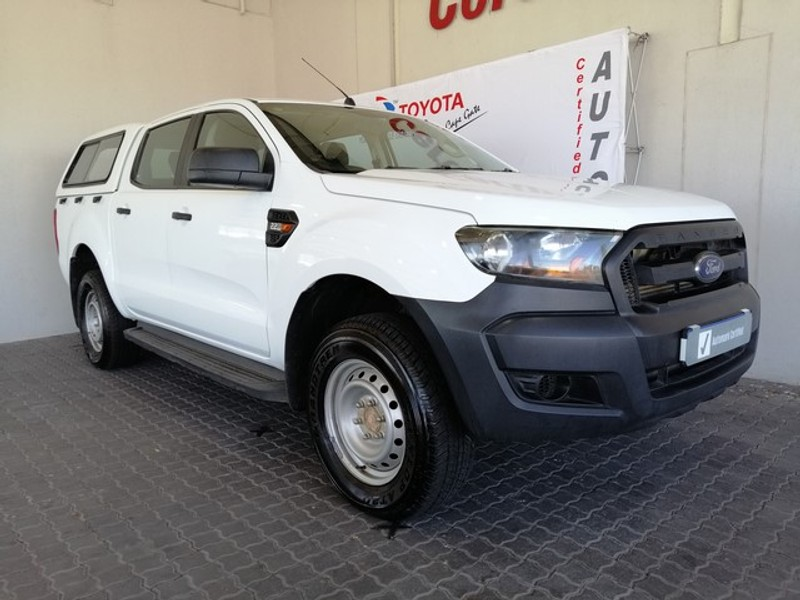 2016 Ford Ranger 2.2TDCi XL PLUS 4X4 Double Cab Bakkie Western Cape Brackenfell_0