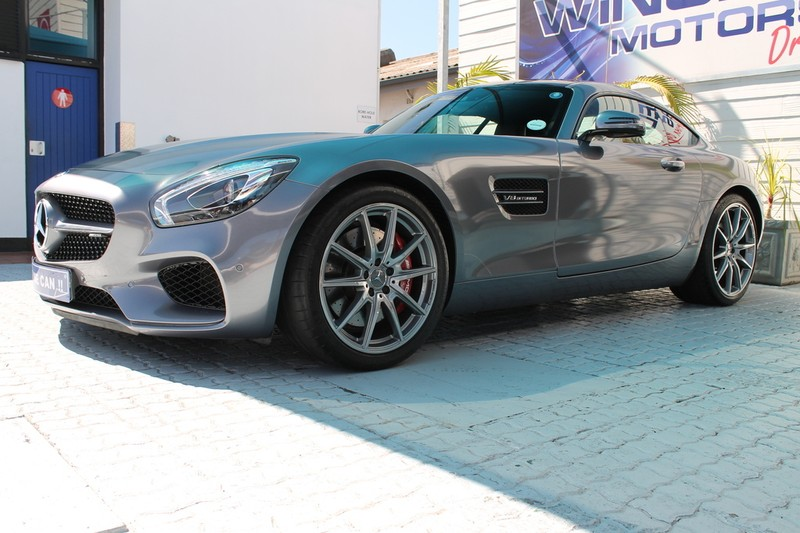 2018 Mercedes-Benz AMG GT GT 4.0 V8 Coupe Western Cape Cape Town_0