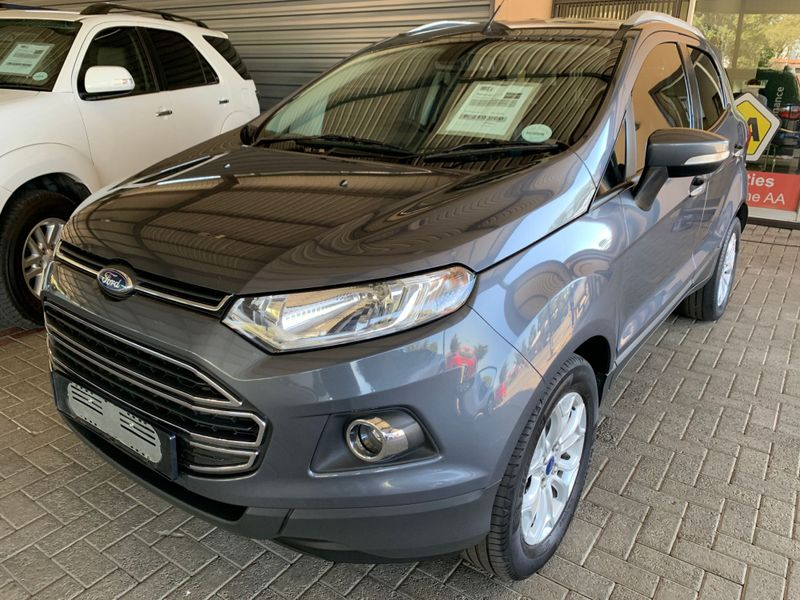 2017 Ford EcoSport 1.5TDCi Titanium Mpumalanga Secunda_0