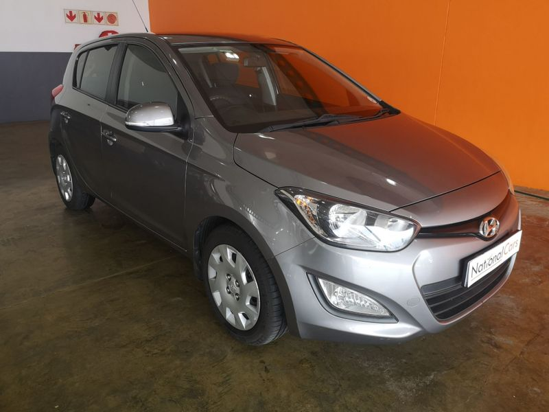 2014 Hyundai i20 1.4 Fluid At  Mpumalanga Secunda_0