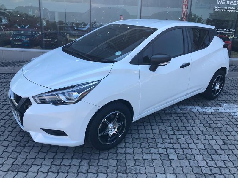 2018 Nissan Micra 900T Acenta Mpumalanga Nelspruit_0