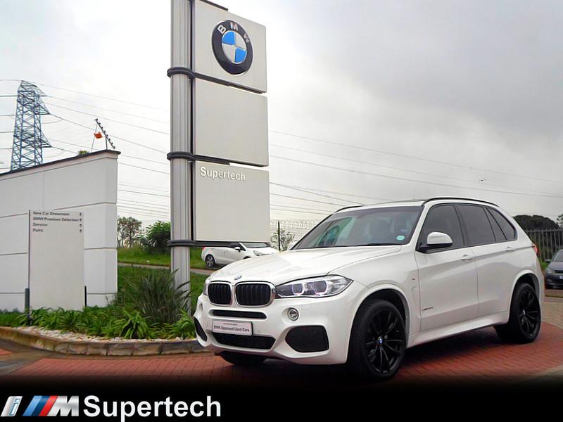2017 BMW X5 xDRIVE30d M Sport Kwazulu Natal Durban_0