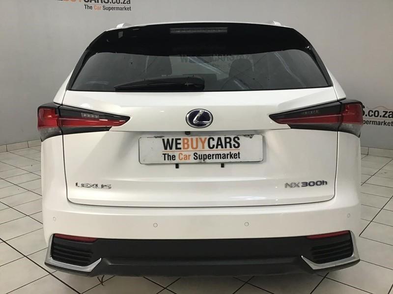 2019 Lexus NX 2.5 EX Hybrid Gauteng Centurion_0