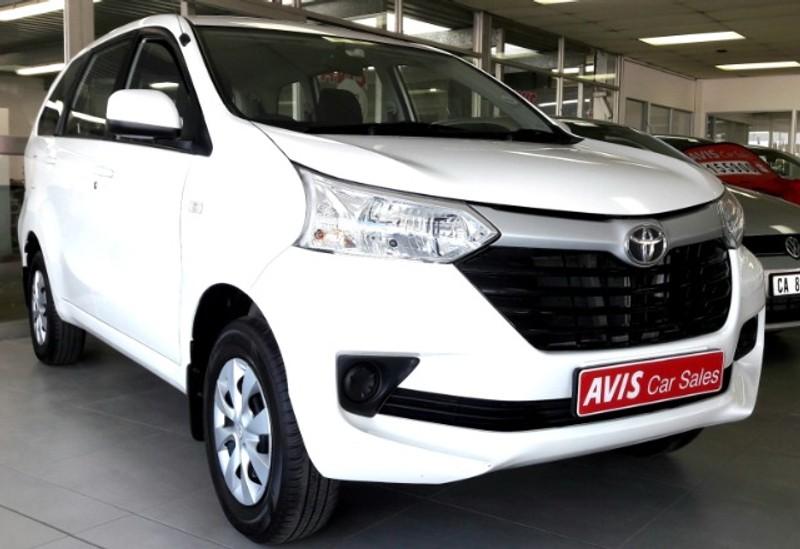 2018 Toyota Avanza 1.5 SX Western Cape Strand_0
