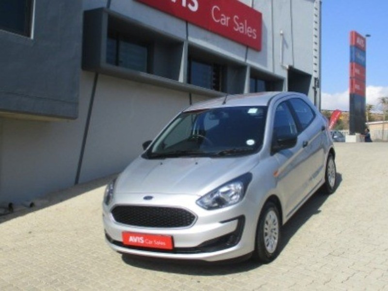 2019 Ford Figo 1.5Ti VCT Ambiente 5-Door Mpumalanga Nelspruit_0