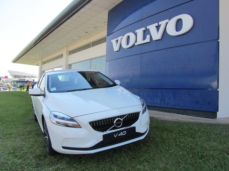 2019 Volvo V40 T3 Momentum Mpumalanga Nelspruit_0