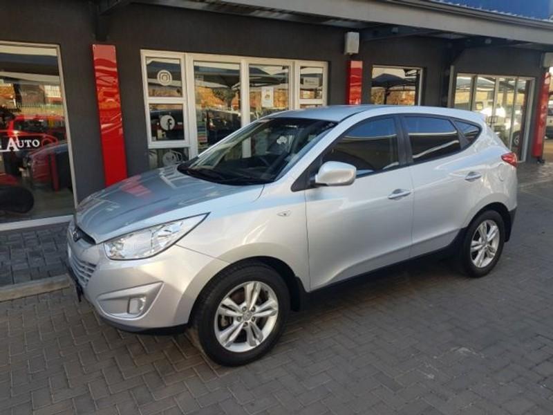 2012 Hyundai iX35 2.0 Gl  Gauteng Vanderbijlpark_0