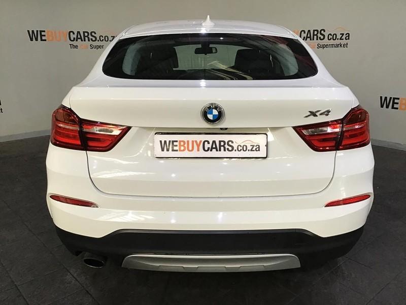 2015 BMW X4 xDRIVE20d xLINE Western Cape Cape Town_0