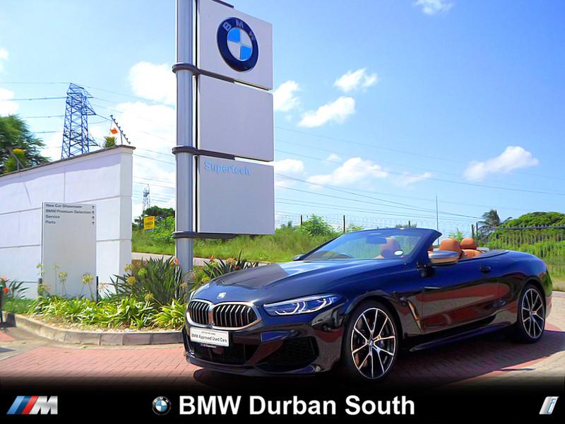 2019 BMW 8 Series M850i xDRIVE Convertible G14 Kwazulu Natal Durban_0