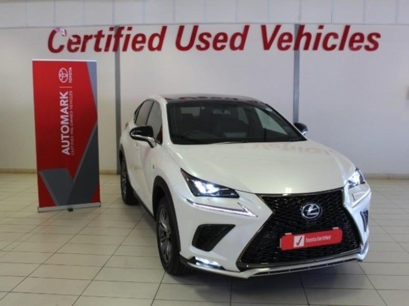 2019 Lexus NX 2.0 T F-Sport Western Cape Stellenbosch_0