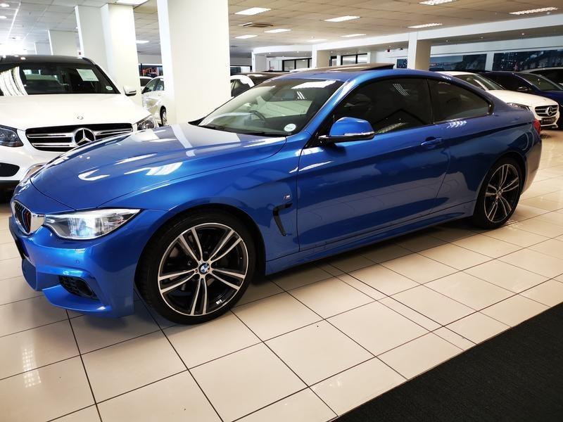 2016 BMW 4 Series 435i Coupe M Sport Auto Western Cape Cape Town_0