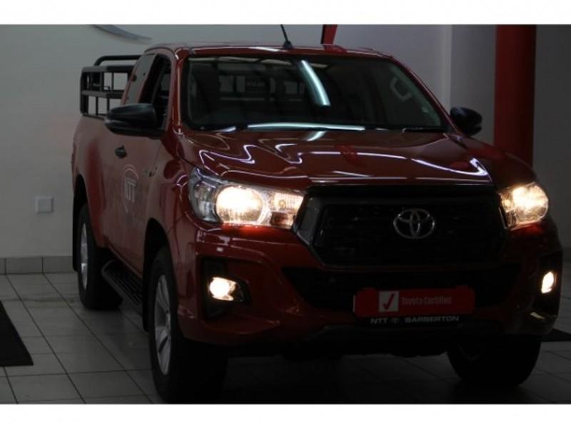 2020 Toyota Hilux 2.4 GD-6 RB SRX PU ECAB Mpumalanga Barberton_0
