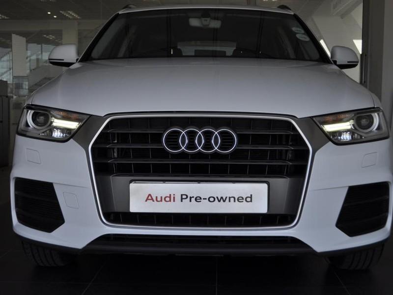 2016 Audi Q3 1.4T FSI Stronic 110KW Eastern Cape Port Elizabeth_0