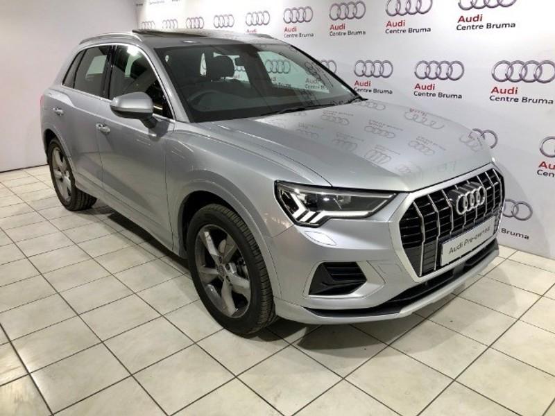 2019 Audi Q3 1.4T S Tronic Advanced 35 TFSI Gauteng Johannesburg_0