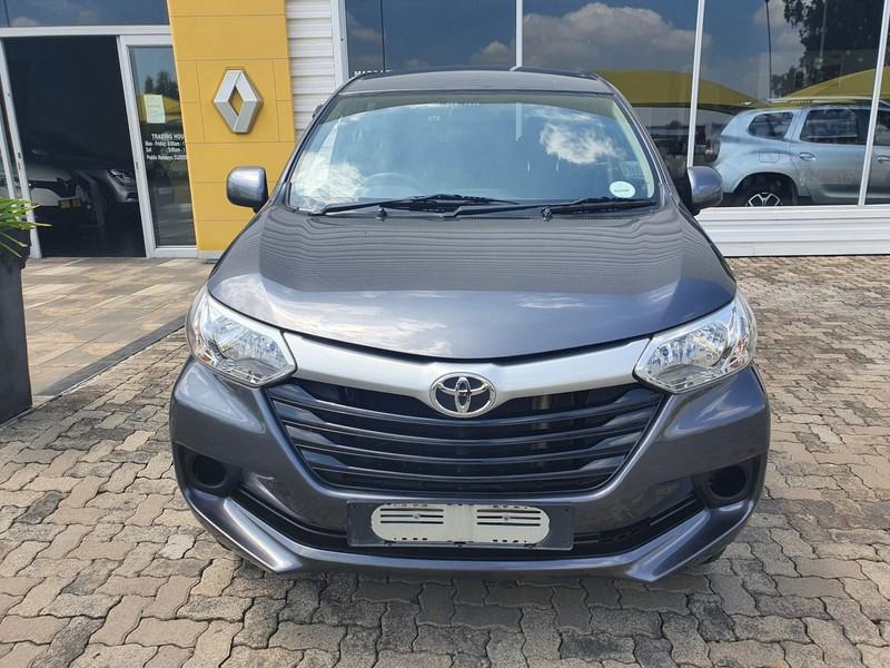 2018 Toyota Avanza 1.3 SX Gauteng Vereeniging_0