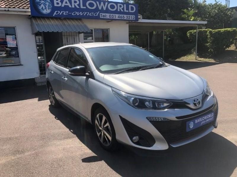 2019 Toyota Yaris 1.5 Sport 5-Door Kwazulu Natal Durban_0