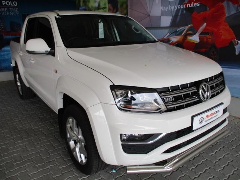 2020 Volkswagen Amarok 3.0 TDi Highline 4Motion Auto Double Cab Bakkie North West Province Rustenburg_0