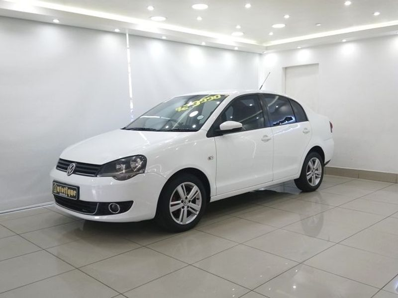 2015 Volkswagen Polo Vivo GP 1.6 Comfortline Kwazulu Natal Durban_0