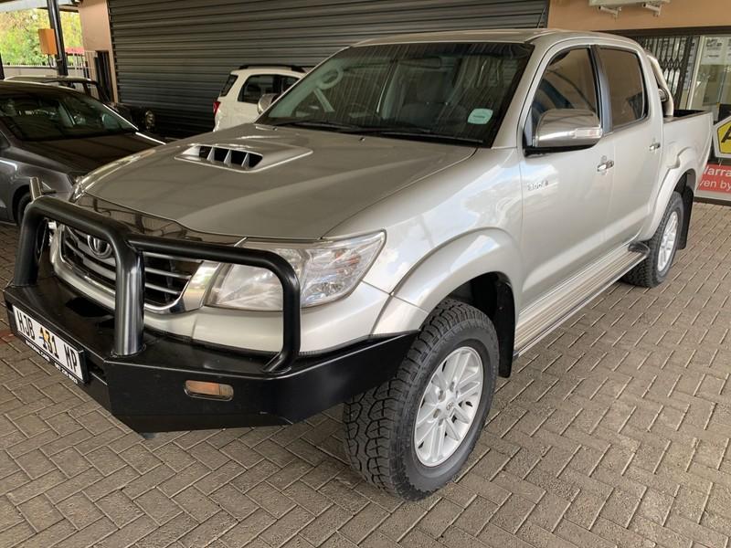 2014 Toyota Hilux 3.0 D-4d Raider 4x4 At Pu Dc  Mpumalanga Secunda_0