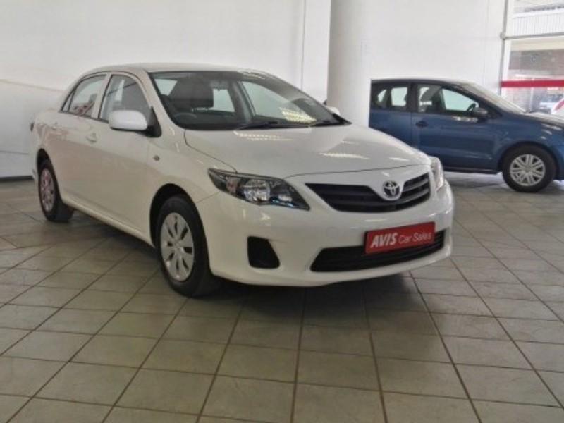 2019 Toyota Corolla Quest 1.6 Free State Bloemfontein_0