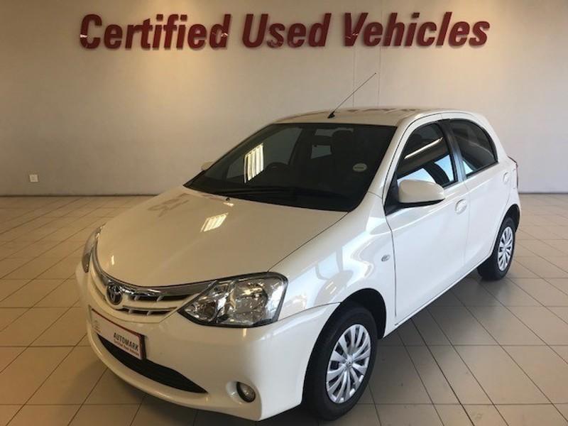 2019 Toyota Etios 1.5 Xi 5dr  Gauteng Centurion_0