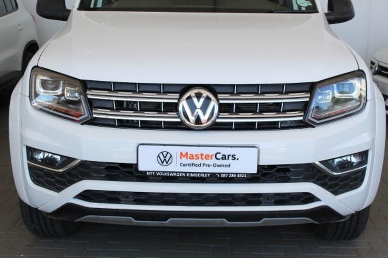 2020 Volkswagen Amarok 2.0 BiTDi Dark Label 4MOT Auto Double Cab Bakkie Northern Cape Kimberley_0