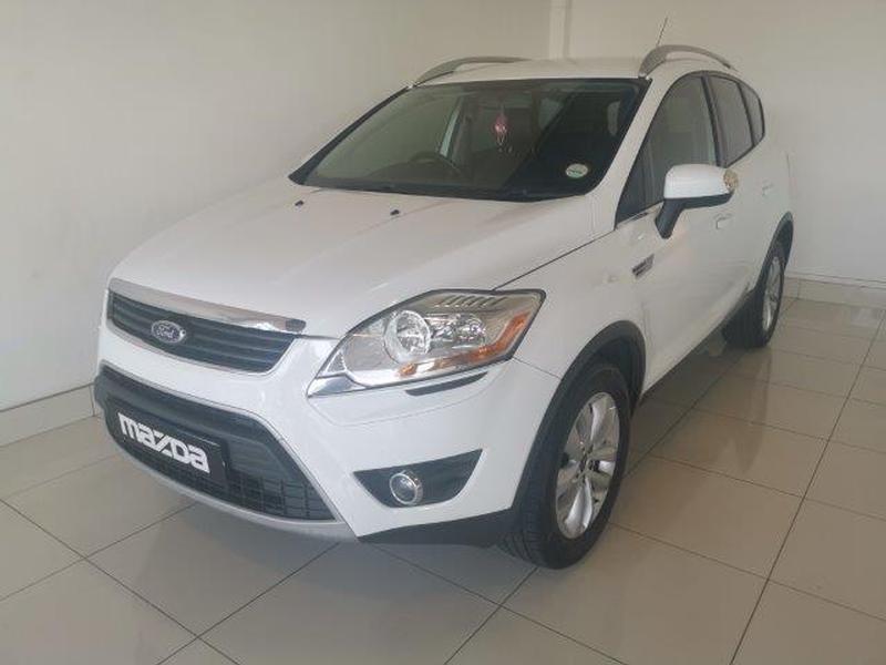 2011 Ford Kuga 2.5t Awd Trend  Gauteng Boksburg_0