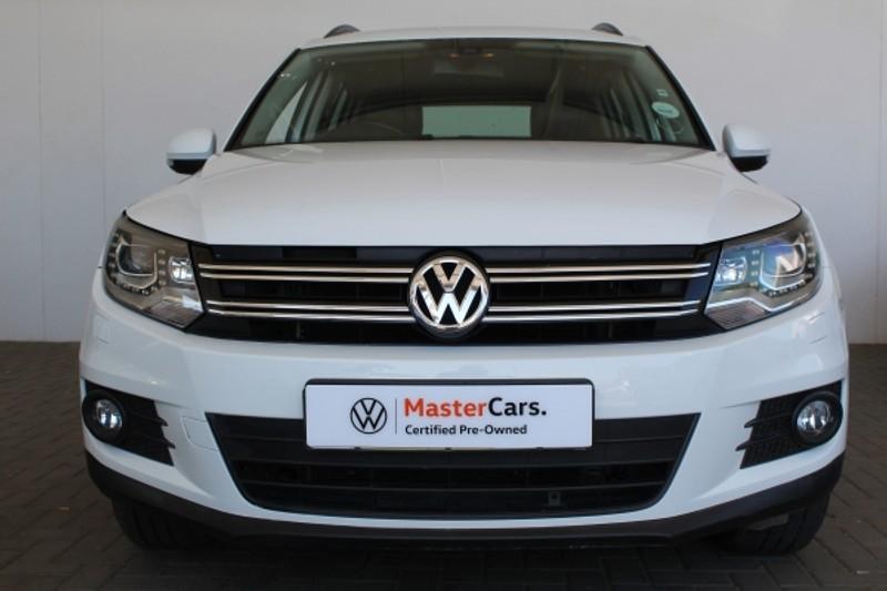 2016 Volkswagen Tiguan 2.0 Tdi Bmot Trend-fun  Northern Cape Kimberley_0