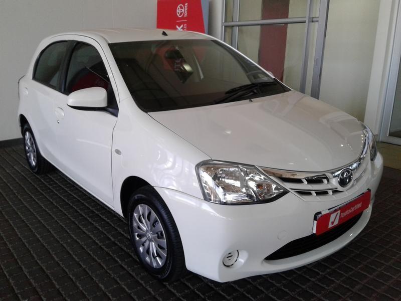 2020 Toyota Etios 1.5 Xi 5dr  Gauteng Rosettenville_0